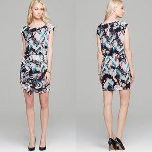 Rebecca Minkoff Geo Floral Jenson Dress